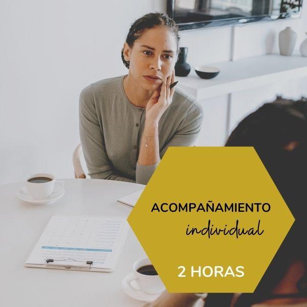 ACOMPAÑAMIENTO INDIVIDUAL 2 HORAS