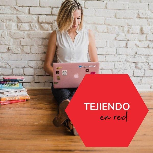 TEJIENDO EN RED 1ER TALLER ESTRATEGIAS MARKETING
