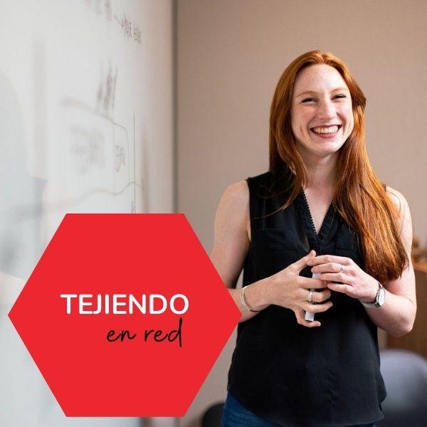 TEJIENDO EN RED 2ª TALLER VISIBILIDAD Y PRESENCIA DIGITAL