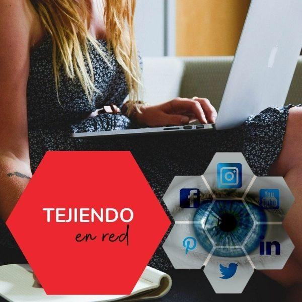 TEJIENDO EN RED 4º TALLER GESTIONA TUS REDES SOCIALES