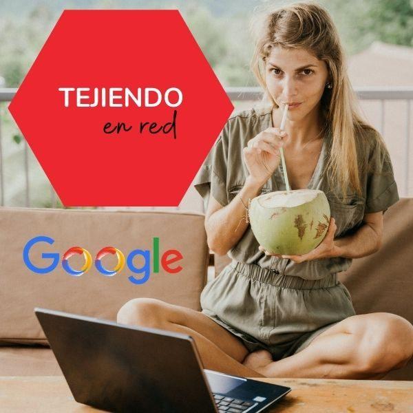 TEJIENDO EN RED 7º TALLER SEO ser Amigo de Google y Mejorar el SEO de nuestra web o blog